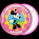 Κονκάρδα Minnie Mouse μπλέ φόρεμα