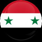 Κονκάρδα σημαία Συρίας