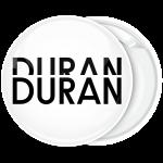 Κονκάρδα Duran Duran λευκή