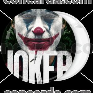 Κονκάρδα Joker face