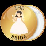 Kονκάρδα The Bride Milly χρυσή