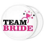 Kονκάρδα Team Bride μονόπετρο φούξια