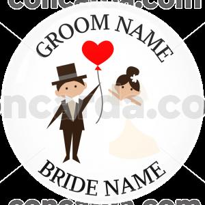 Κονκάρδα γάμου ονόματα happy