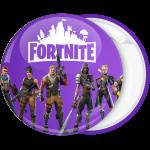 Κονκάρδα Fortnite ήρωες μωβ
