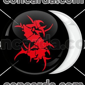 Metal Κονκάρδα Sepultura