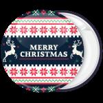 Κονκάρδα Χριστουγέννων Merry Christmas cotton