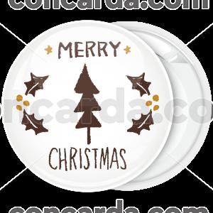 Κονκάρδα παιδική ζωγραφιά Χριστουγεννιάτικο δέντρο