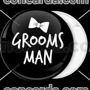 Κονκάρδα Grooms man simple