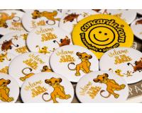 Κονκάρδες Παιδικού πάρτυ λιοντάρακι