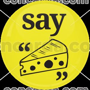 Κονκάρδα Say Cheese κίτρινη