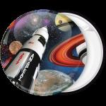Κονκάρδα Διαστημόπλοιο και πλανητές