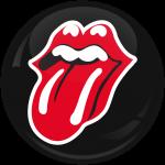 Κονκάρδα Rolling Stones mouth black