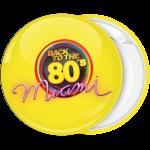 Κονκάρδα Back to the 80s Miami κίτρινη