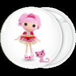 Kονκαρδα κούκλα Lalaloopsy γατάκι