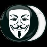 Κονκάρδα Anonymus mask