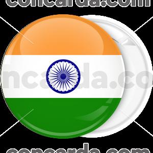 Κονκάρδα σημαία Ινδίας