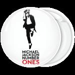 Κονκάρδα Michael Jackson Number Ones collection face