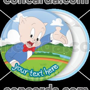 Κονκάρδα Porky Pig in the country