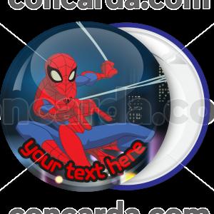 Kονκάρδα βάπτισης Spiderman Fight