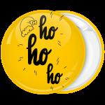 Κίτρινη Κονκάρδα Χριστουγέννων Ho ho ho