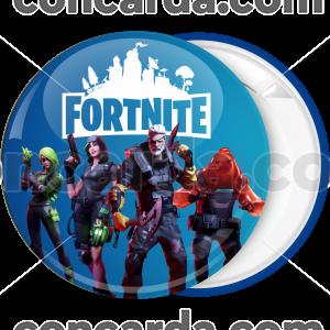 Κονκάρδα Fortnite ήρωες μπλε