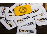 Κονκάρδες προσωπικού Doppler