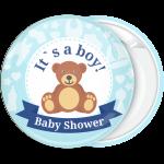 Κονκάρδα baby shower αρκουδάκι It is a boy