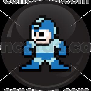 Κονκάρδα Arcade Megaman