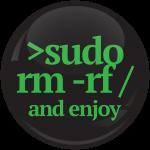 Linux >Sudo rm -rf