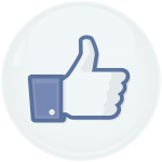 Κονκάρδα facebook Like button