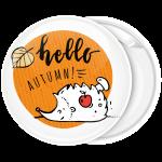 Κονκάρδα hello autumn σκαντζοχοιράκι