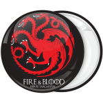 Κονκάρδα Game of Thrones Fire and Blood