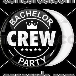 Κονκάρδα bachelor party crew king collection