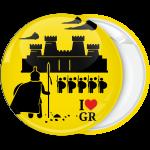 Κονκάρδα Ελληνικό κάστρο και ιππότης