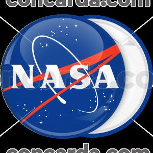 Κονκάρδα NASA μπλε