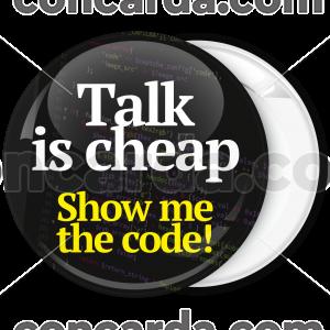 Κονκάρδα Show me the code