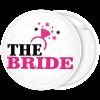 Kονκάρδα The Bride μονόπετρο λευκή