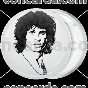 Rock Κονκάρδα Jim Morrison