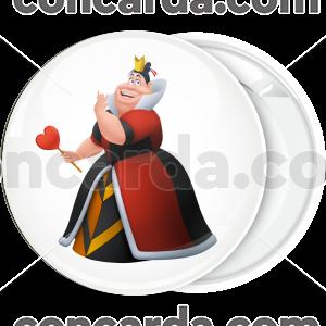 Κονκάρδα Queen of Hearts Αλίκη στη χώρα των θαυμάτων