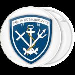 Κονκάρδα Ναυτικού Μέγα το της Θάλασσης Κράτος λευκή