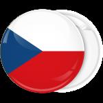 Κονκάρδα σημαία Τσεχίας