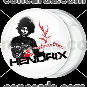 Rock Κονκάρδα Jimi Hendrix