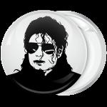 Pop Κονκάρδα Michael Jackson head white