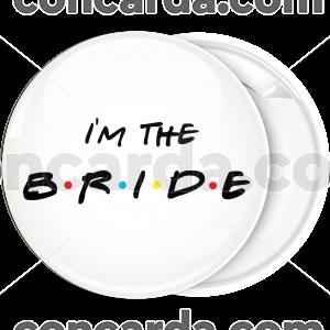 Κονκάρδα I am the bride friends edition