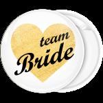 Kονκάρδα Team Bride καρδιά