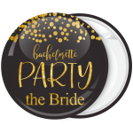 Kονκάρδα Bachelorette party The Bride Gold