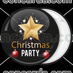 Χριστουγεννιάτικη Κονκάρδα Gold Star