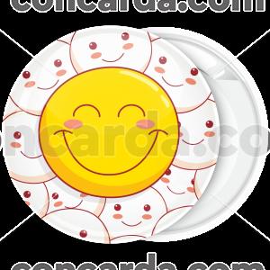 Κονκάρδα Smileys all around