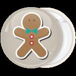 Κόκκινη Κονκάρδα Χριστουγέννων Gingerbread