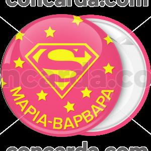 Κονκάρδα super girl ροζ